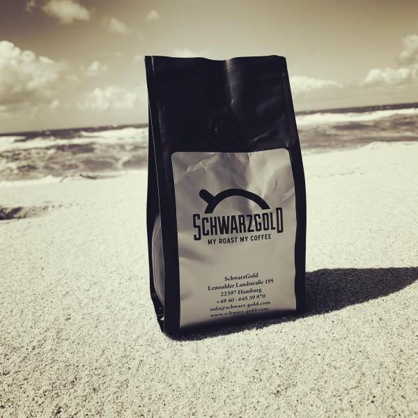 SchwarzGold Kaffeerösterei Hamburg - Hawaii Kona Aloha Kaffee